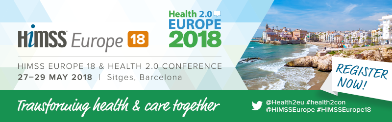 HIMSS EUROPE AND HEALTH 2.0 CONFERENCE