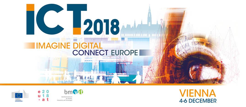 ICT 2018: Imagine Digital – Connect Europe