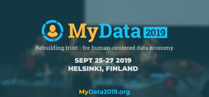 MyData 2019